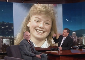 Rob Corddry Had A Giant Crush On Kelly Ripa As A Teenager