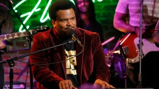 Craig Robinson On 'Mr. Robinson' And Being A 'Playa With The Ladies'