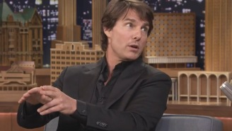 Tom Cruise Talks About His Most Insane 'Mission: Impossible' Stunts
