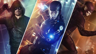 CW's Epic 'Hero Evolution' Trailer Brings Together 'Arrow,' 'The Flash,' And 'Legends Of Tomorrow'
