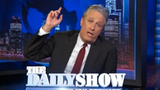 Jon Stewart Announces His Final 'Daily Show' Guests
