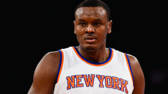 The Mavericks Have Added Samuel Dalembert To Help Fill Their Void In The Middle