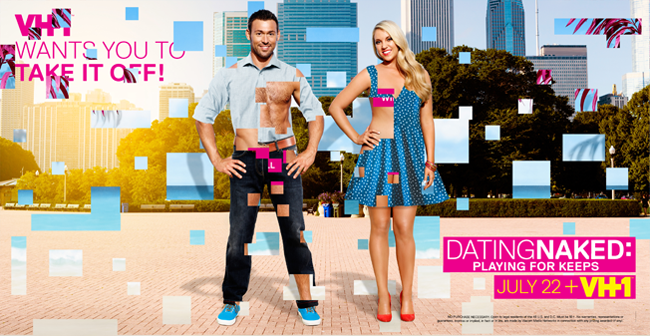 VH1s Dating Naked Is Using Naked Advertising