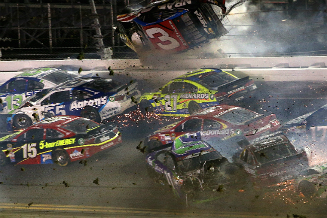 daytona crash 6