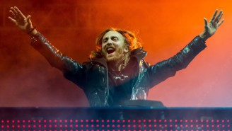 Deadmau5 Is Still Beefing With People, This Time With 'Stupid F*ck' David Guetta