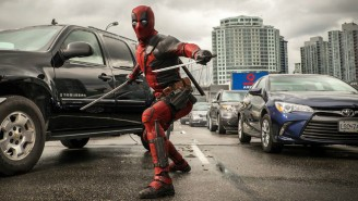 The Merc With A Mouth Is Ready For Action In These New 'Deadpool' Images
