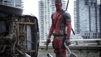 First Look: 'Deadpool' Characters Weasel, Angel Dust, And Ajax