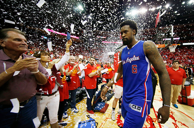 DeAndre Jordan coming back