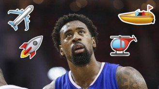 DeAndre Jordan's Potential Change Of Heart Made The NBA Go Crazy With Emojis