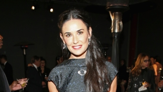 The LAPD Is Investigating A Pool Party Death At Demi Moore's Home
