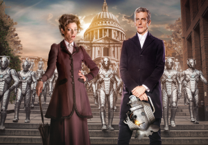 Steven Moffat has revealed what he thinks it would take to have a female Doctor