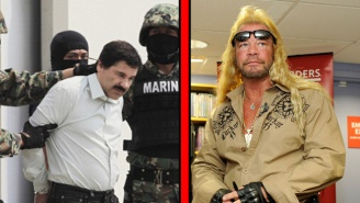 Dog The Bounty Hunter Wants No Part Of El Chapo
