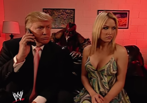 Here Are 6 Donald Trump-WWE Moments Almost As Ridiculous As His Presidential Campaign