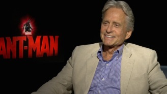 Michael Douglas on the dark sorcery that de-aged him for Marvel's 'Ant-Man'