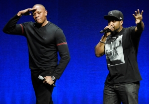 Wait… is Dr. Dre dropping his album this week?