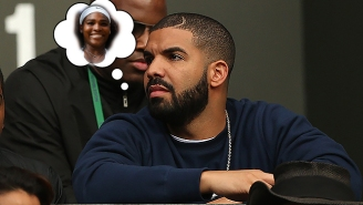 Forget The Friend Zone, Drake And Serena Williams May Be Something After All