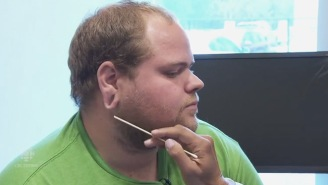 Watch This Guy Get Cosmetic Surgery On His Earlobes After Years Of Wearing Spacers