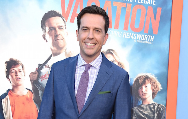 Ed Helms Vacation