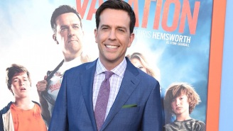 An Intimate Conversation Over Cokes With Ed Helms About 'Vacation' And A Bunch Of Other Stuff