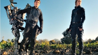 Tom Cruise Totally Has A Great Idea For An 'Edge Of Tomorrow' Sequel