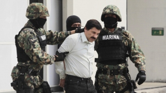 Mexico's Most Powerful Drug Lord Escaped Prison Through An Elaborate Tunnel