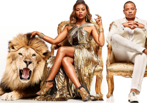 Lyons Meet Lions In Fox's New Poster For 'Empire' Season 2