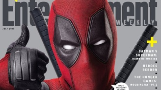 'Deadpool' Steals The Show From 'Batman V Superman' On A Rather Prominent Magazine Cover Ahead Of Comic-Con