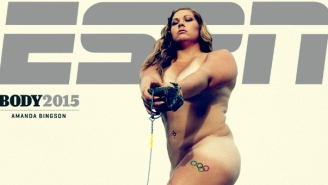 Here Are The Six Different ESPN 'The Body Issue' Covers