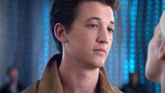 Exclusive: In 'Insurgent' Miles Teller is an opportunistic, power hungry…housecat?