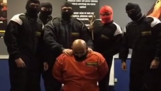 These Idiot Bankers Were Fired For Pulling A Fake ISIS Execution Stunt