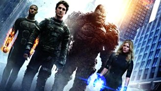 A 'Fantastic Four' Screenwriter Dishes On The Cool Stuff We Didn't Get To See