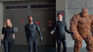 Someone Should Find Ben Grimm Some Pants In This New 'Fantastic Four' TV Spot