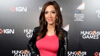 Farrah Abraham Made It Rain With A $600 Visit From The Tooth Fairy