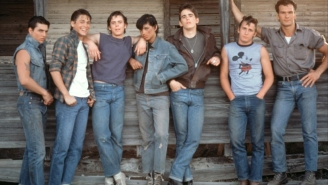 Film Nerd 2.0 stays gold with an emotional screening of 'The Outsiders'