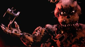 Surprise! 'Five Nights At Freddy's 4' Is Out Three Months Early
