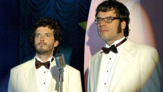 'Flight Of The Conchords' Videos To Guide You Through The Sea Of Love
