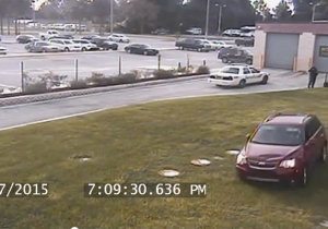 This Genius Went For A Joyride On The Lawn Of A Florida Detention Center