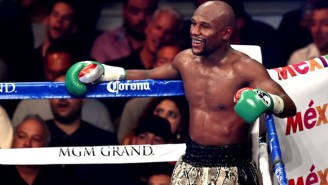 Floyd Mayweather's Decision To Fight Andre Berto Is 'Embarrassing,' According To Victor Ortiz