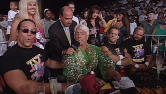 The Best And Worst Of WCW Monday Nitro 7/1/96: Hollywood Greg Valentine