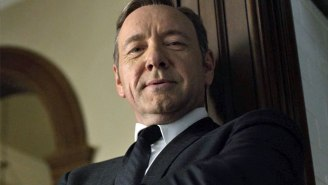 Climb To The Top With These Frank Underwood Tips From 'House Of Cards'