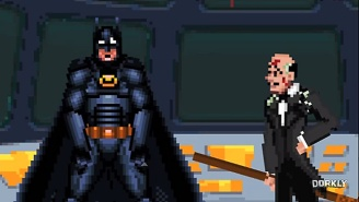 Watch Alfred Make An Excellent Case For Finally Calling An Exterminator For The Batcave