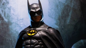 Michael Keaton's Batsuit And Batmobile Are Coming To 'Batman: Arkham Knight' This Summer