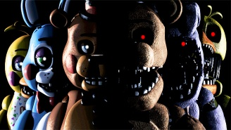 The Jump Scares Come Home In The First Trailer For 'Five Nights At Freddy's 4'