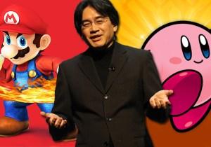 Classic Games You Didn't Know Former Nintendo President Satoru Iwata Helped Create