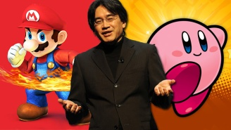 Classic Games You Didn't Know Former Nintendo President Satoru Iwata Helped Create