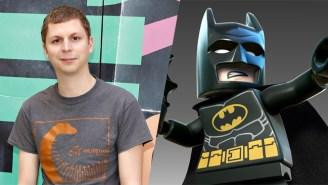 The 'Lego Batman' Movie Casts Michael Cera As Its Endearingly Dorky Robin