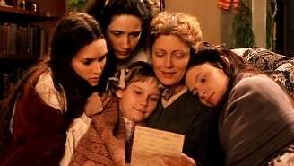 The CW Is Turning Childhood Classic 'Little Women' Into A Gritty, Dystopian Thriller
