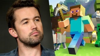 Rob McElhenney Of 'It's Always Sunny In Philadelphia' Is Directing The 'Minecraft' Movie