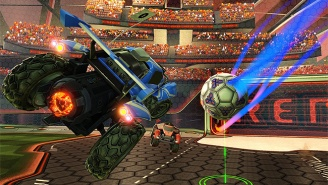 Five Games: 'Rocket League' And Everything Else You Need To Play This Week