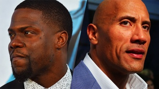 The Rock And Kevin Hart Invade Each Other's Instagram Videos From The Set Of 'Central Intelligence'